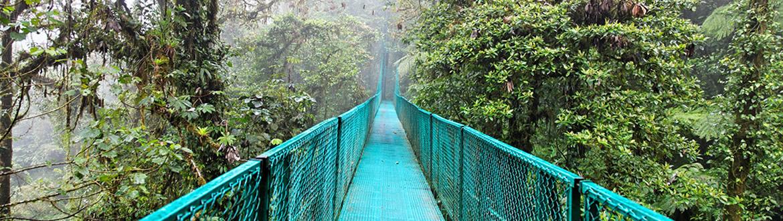 Costa Rica: Tortuguero, Caribe, Arenal, Monteverde e Manuel Antonio, circuito com estadia em praia