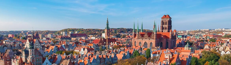 Polónia: Percurso Polska, desde Varsóvia a Cracóvia, ao seu gosto de carro