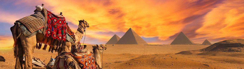 Egito: Cairo e Cruzeiro 7 noites, circuito com cruzeiro