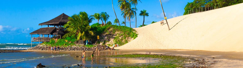 Brasil: Rio de Janeiro, Salvador da Bahia e Natal, ao seu gosto com estadia em praia