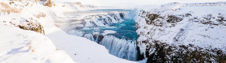 Islândia: Reiquejavique, Círculo Dourado e Costa Sul, estadia com visita