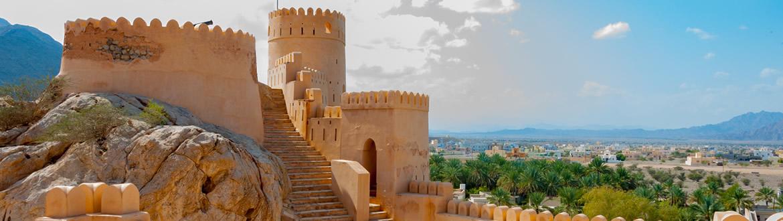 Emirados Árabes Unidos e Omã: Do Golfo Pérsico ao Oceano Índico, circuito clássico