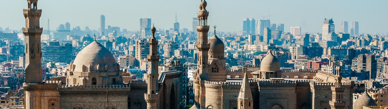 Egipto: Cairo e Alexandria submersa, circuito clássico