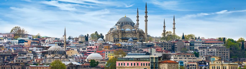 Turquia: De Istambul a Izmir, circuito clássico