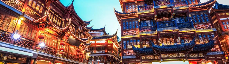 China: Pequim, Xian e Shanghai de comboio, circuito clássico