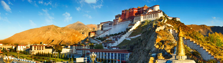 China: China e Tibete, circuito clássico