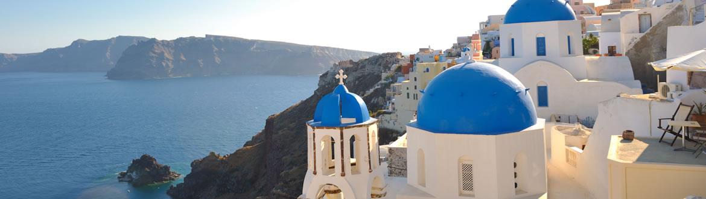 Grécia: Atenas, Mykonos e Santorini, estadia com visita e praia