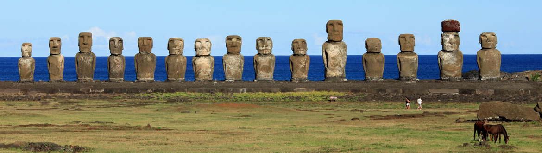 Chile: Santiago, Atacama e Ilha de Páscoa, circuito clássico