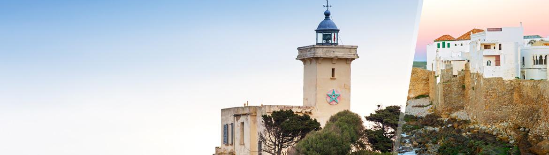 Marrocos: Tânger e Assilah, ao seu gosto com estadia na praia