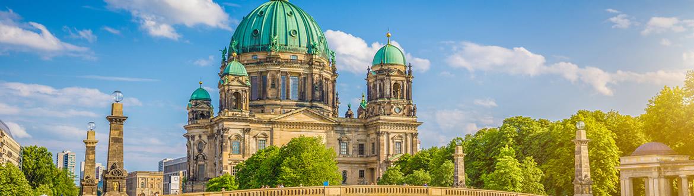 Europa Central: Berlim, Praga, Viena e Polónia, circuito clássico
