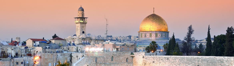 Israel: Terra Santa com Río Jordão, circuito clássico
