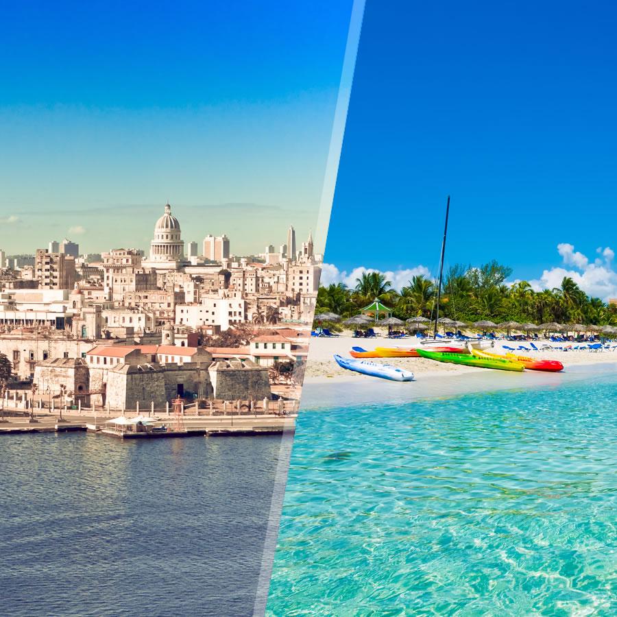 Cuba havana e varadero ao seu gosto com estadia na praia cuba havana e varadero ao seu gosto com estadia na praia logitravel desde 899 os melhores circuitos ao melhor preo na logitravel stopboris Image collections