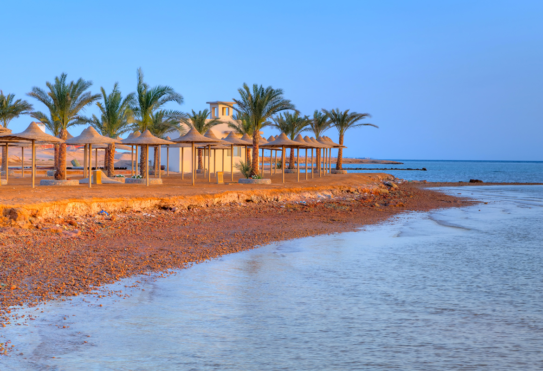 Hurghada: voo + 7 noites em Hotel 5* por 707€