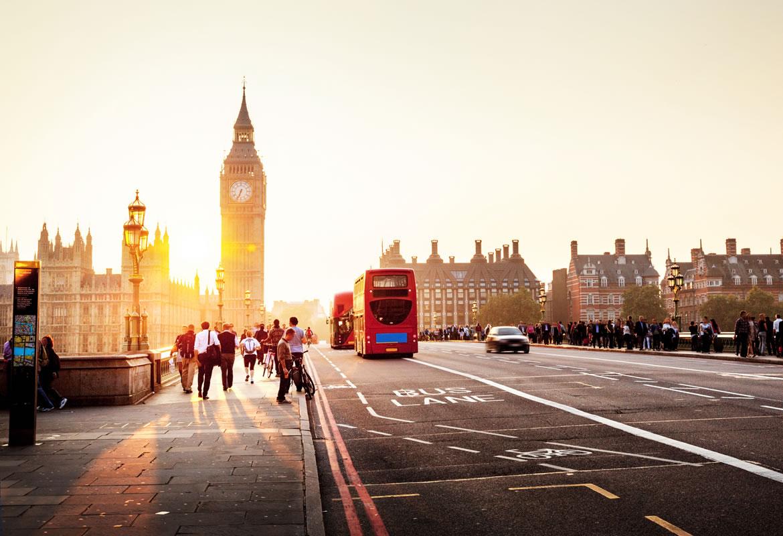 Londres: voo + 5 noites em Hotel 4* por 711€
