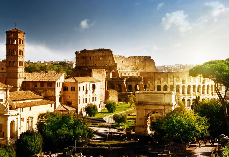 Roma: voo + 3 noites em Hotel 4* por 219€