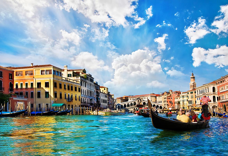 Veneza: voo + 3 noites em Hotel 3* por 204€