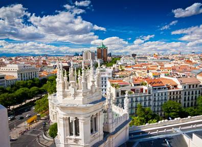Comboios AVE Barcelona - Madrid
