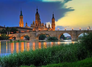 Comboios AVE Madrid - Zaragoza