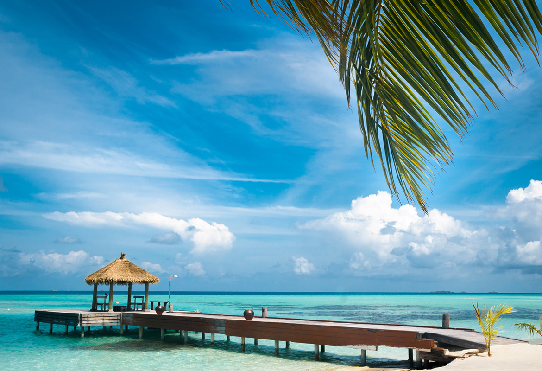 Maldivas: voo + 6 noites em Hotel 4* por 1524€