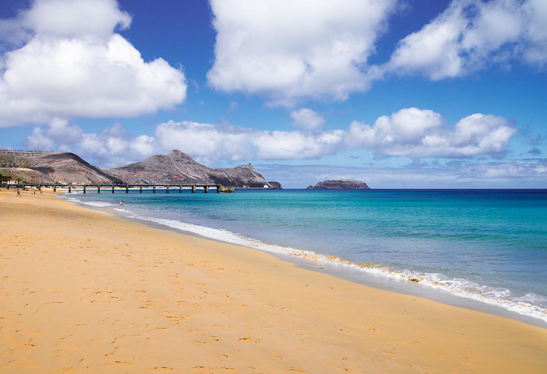 Ilha Porto Santo: voo + 7 noites em Hotel 4* por 797€