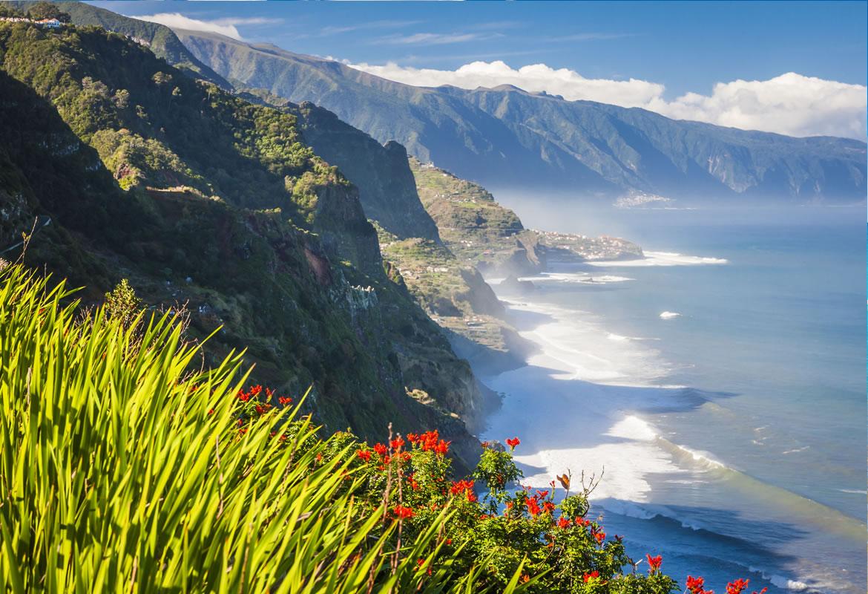 Madeira: voo + 3 noites em Hotel 5* por 385€