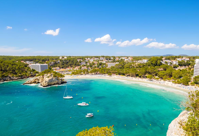 Menorca: voo + 7 noites em Hotel 4* por 612€