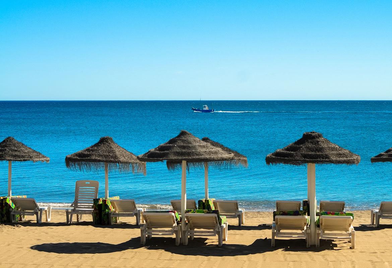 Costa do Sol: voo + 7 noites em Hotel 4* por 564€