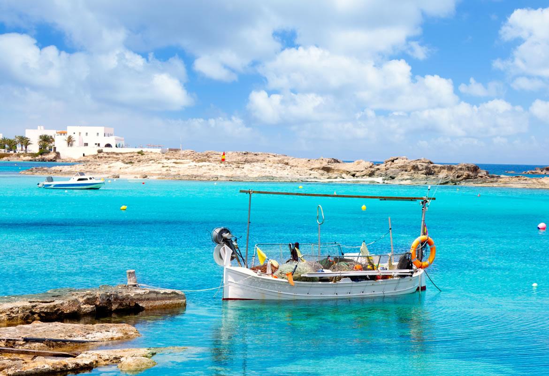 Formentera: voo + 7 noites em Hotel 4* por 499€