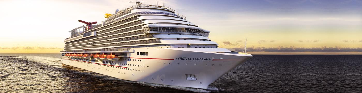Calendario Panorama.Calendario De Navegacao Carnival Panorama Carnival Cruise