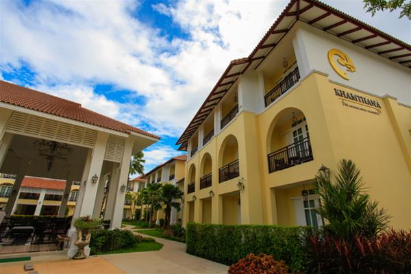 Khamthana Colonial Hotel Chiang Rai