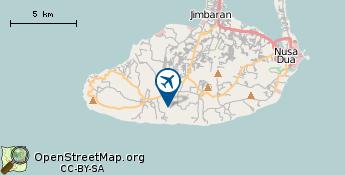 Aeroporto de Denpasar Bali
