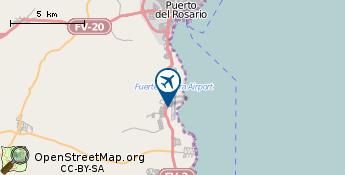 Aeroporto de Fuerteventura