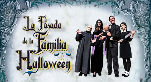 A Pousada da Família Halloween