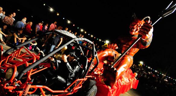 Espectáculo Halloween Parade