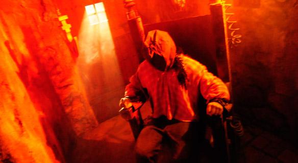 Espectáculo Horror em Penitence