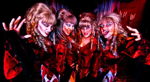Espectáculo Vampires