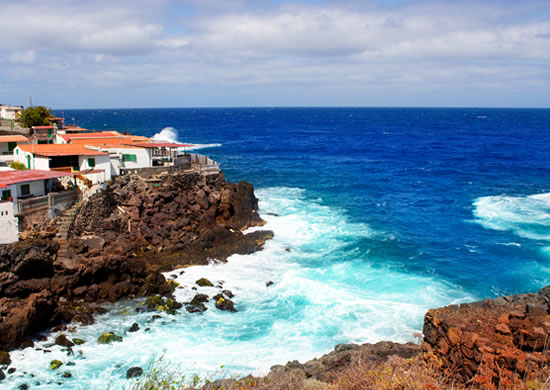 La Palma. Ofertas de viagens, férias, hotéis, promos nas