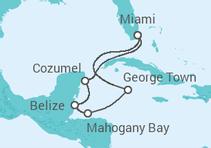 Caraíbas Ocidentais + Miami