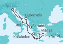 Jóias do Adriático + Veneza