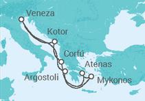 Mar Adriático + Veneza