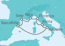 5 Maravilhas do Mediterrâneo com voos