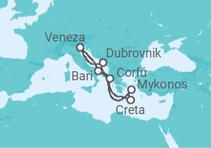 Itália, Grécia e Croácia + Veneza