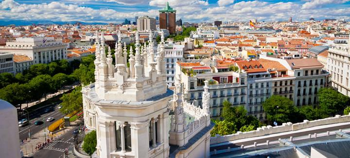 Melhor preço desde Lisboa até Madrid