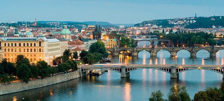 Melhor preço desde Lisboa até Praga