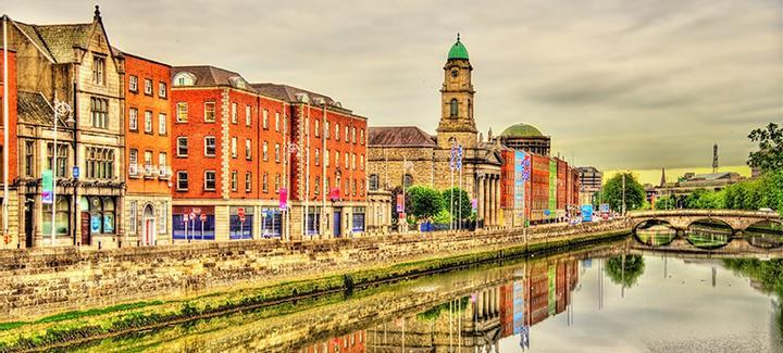 Melhor preço até Dublin
