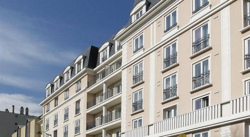Appart City Paris Saint Maurice Paris Logitravel