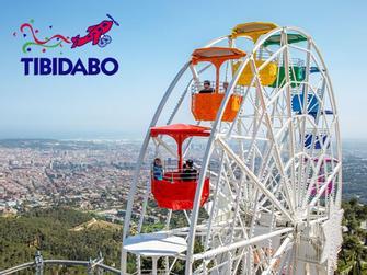 Parque de atracções Tibidabo