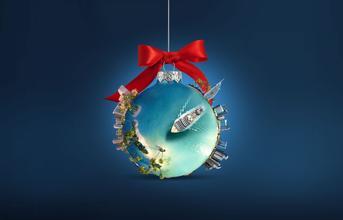 Natal e Fim de Ano Mediterrâneo desde 399€