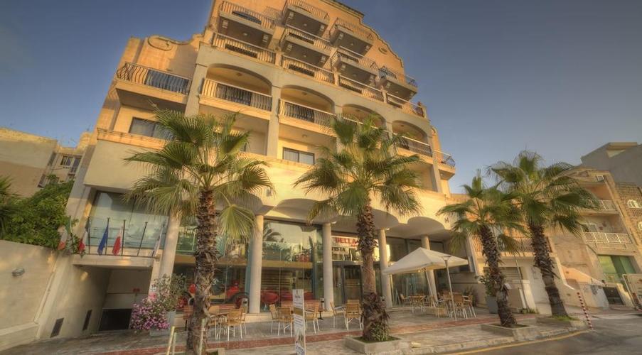 Bella Vista Hotel, St Paul's Bay a partir de 30 € - logitravel