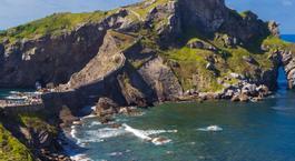 Sul da Europa: Rota da Costa Basca, com Biarritz e San Juan de Luz